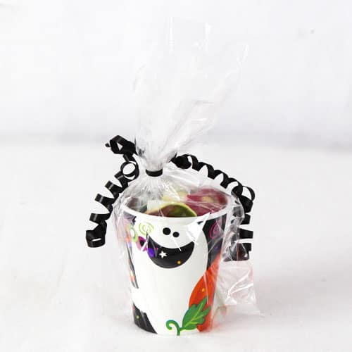 Happy Halloween Candy Cup 160g