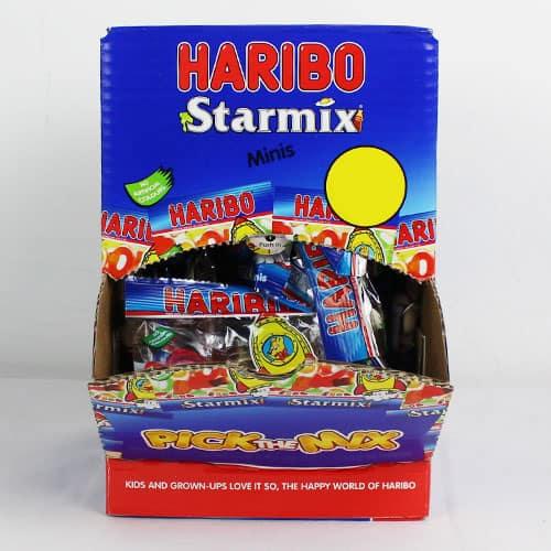 Haribo Fun Gums Starmix - Box of 100 Product Image