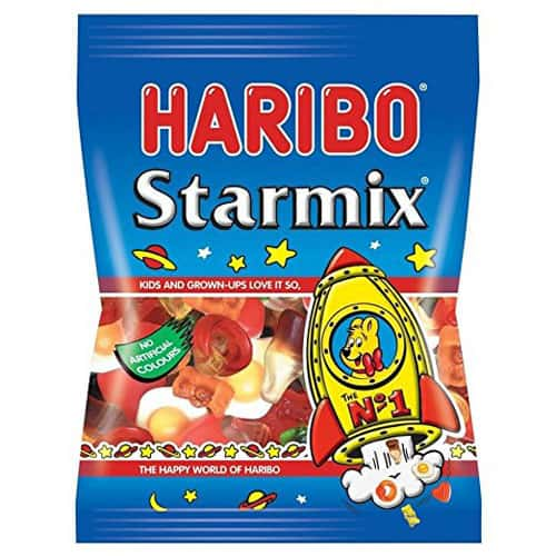 Haribo Fun Gums Starmix