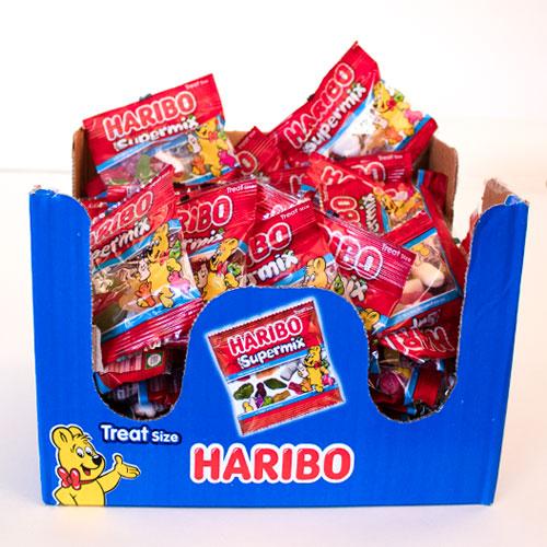 Haribo Fun Gums Supermix - Box of 100 Product Image