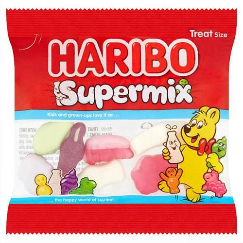 Haribo Fun Gums Supermix 16 Grams Product Image