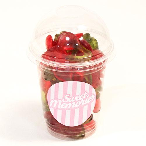 Haribo Happy Cherries Fruit Flavour Jelly Sweets - 12 oz