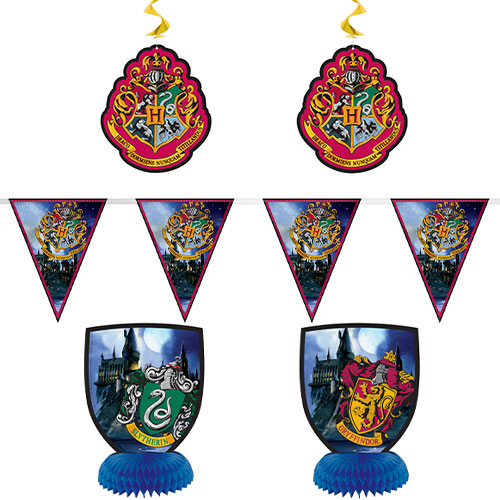 Harry Potter Decoration Kit Product Image