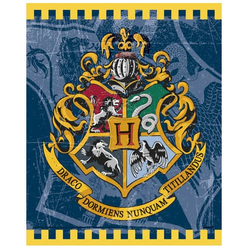 Harry Potter Loot Bags - Pack of 8 Product Image