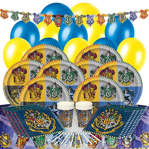 Harry Potter 16 Person Deluxe Party Pack Product Image