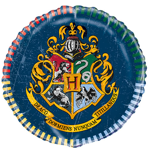 Harry Potter Round Foil Helium Balloon 46cm / 18 in Product Image