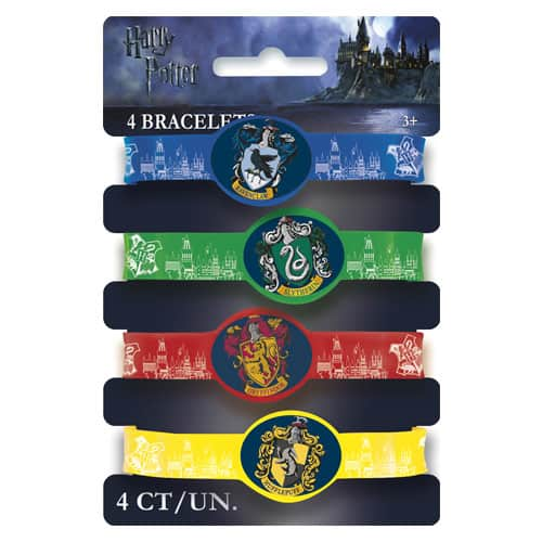 Harry Potter Bracelets - Pack of 4 Product Image