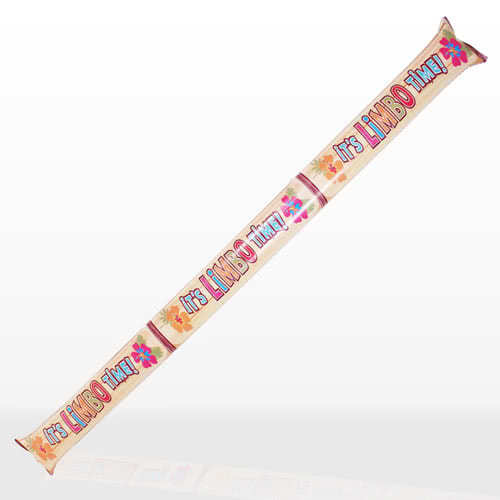 Hawaiian Inflatable Limbo Stick - 6 Ft / 183cm Product Image