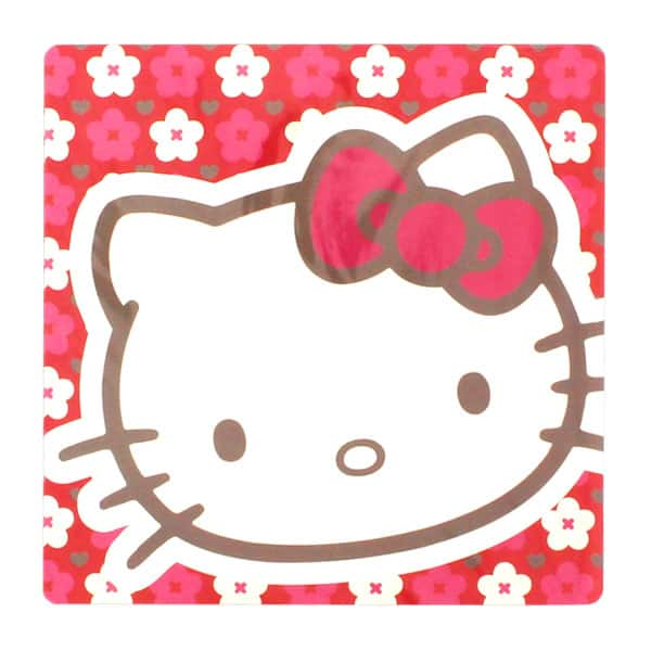 Hello Kitty Invitation Pads with Envelopes - Pack of 6