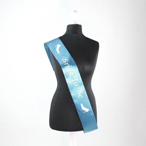 Hen Night Bride To Be Pre-Printed Sash Product Image