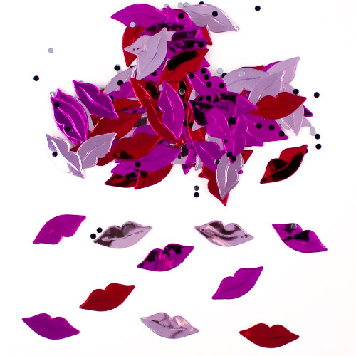 Hen Night Jumbo Lips Table Confetti 14 Grams Product Image