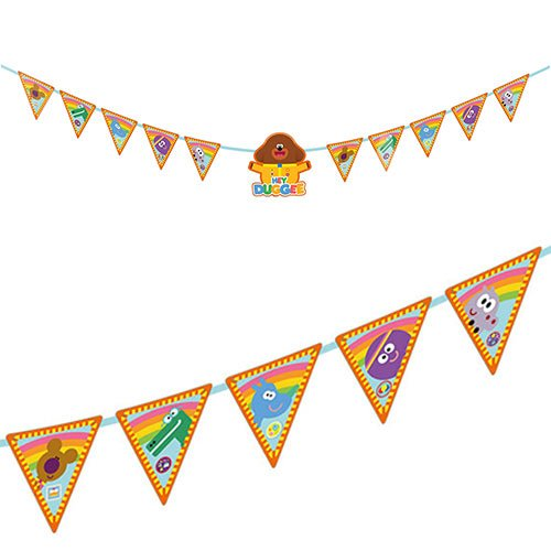 Hey Duggee Paper Pennant Bunting 300cm Bundle Product Image