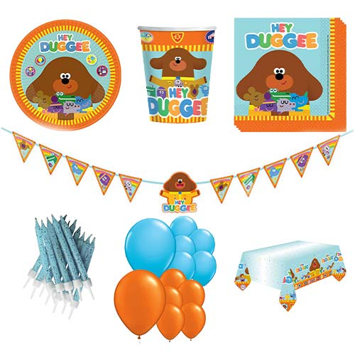 Hey Duggee 16 Person Deluxe Party Pack Product Image