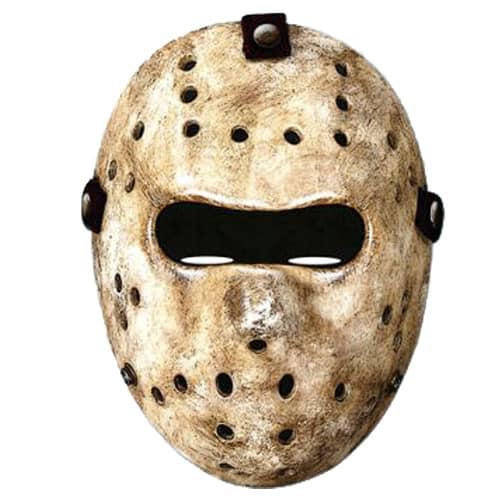 Hockey Halloween Cardboard Face Mask Product Image