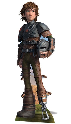 How to Train Your Dragon Hiccup Lifesize Cardboard Cutout - 182cm Product Image