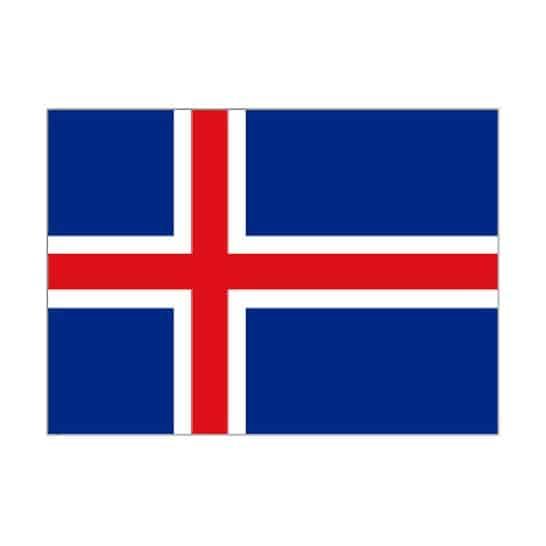 Iceland Flag - 5 x 3 Ft