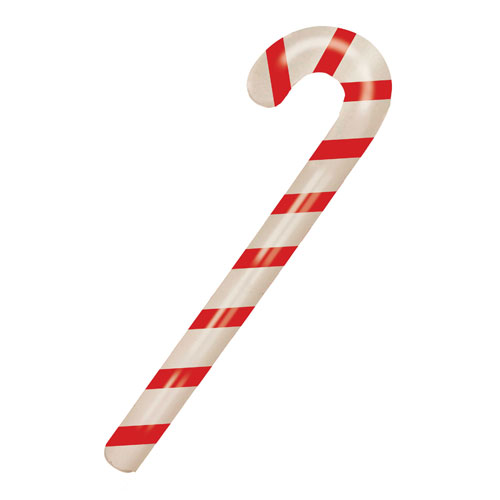 Inflatable Candy Cane Stick 90cm