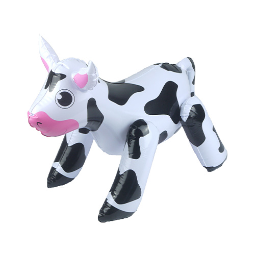 Inflatable Cow 53cm Product Image