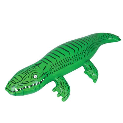 Inflatable Crocodile 90cm Product Image
