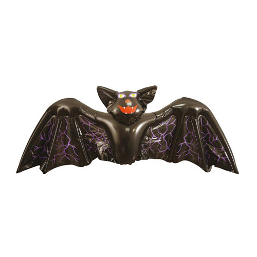 Inflatable Halloween Bat 130cm