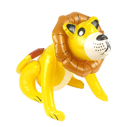 Inflatable Lion 53cm Product Image