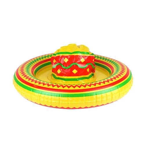 Inflatable Mexican Sombrero 53cm