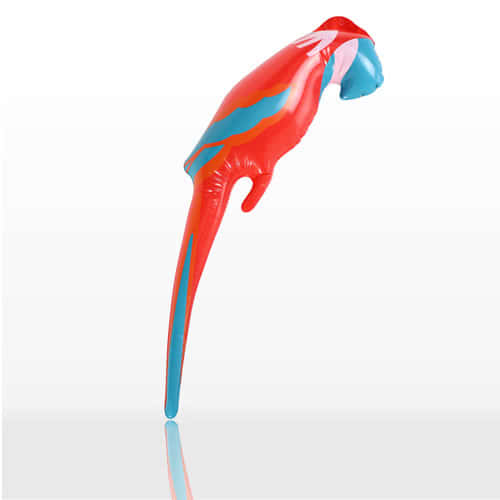 Inflatable Parrot - 29.5 Inches / 75cm Product Image