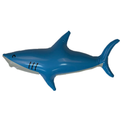 Inflatable Shark 50cm