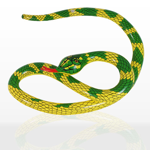 Inflatable Snake - 90 Inches / 230cm