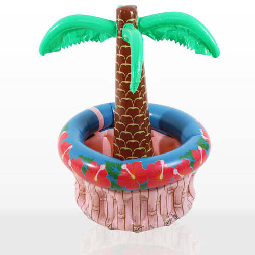 Inflatable Palm Tree Cooler 66cm / 26Inch