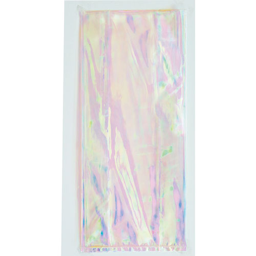 Iridescent Cello Gift Bags with Twist Ties - Pack of 10