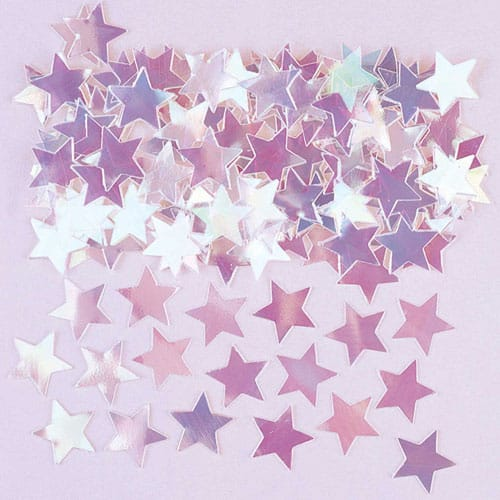 Iridescent Star Table Confetti 14 Grams Product Image