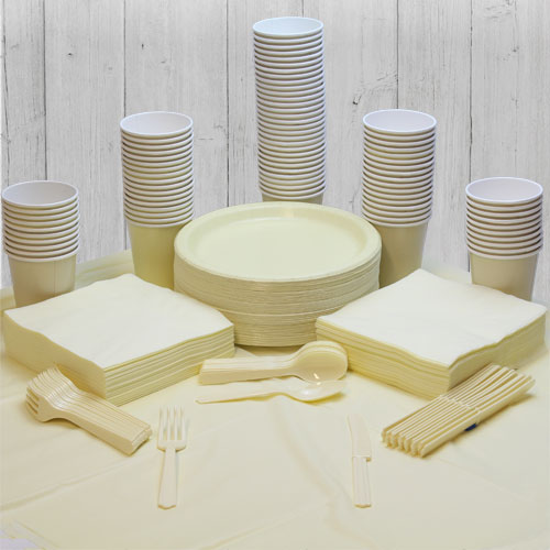 Ivory 98 Person Party Pack Product Image