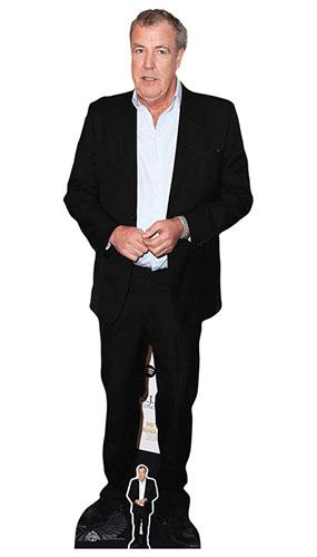 Jeremy Clarkson Lifesize Cardboard Cutout 194cm Product Image
