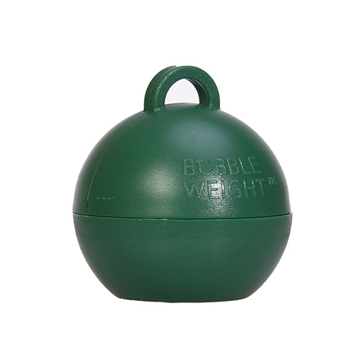 Jungle Green Bubble Balloon Weight 35g Product Image