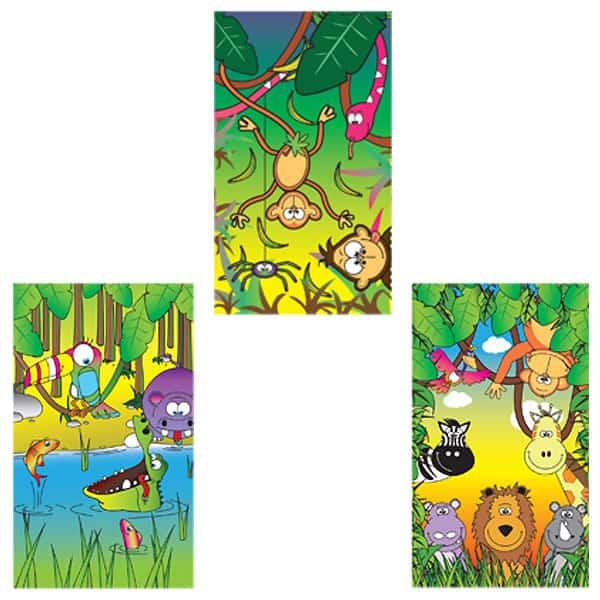 Assorted Mini Jungle Notebook Product Image