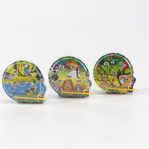 Jungle Mini Pinball Game