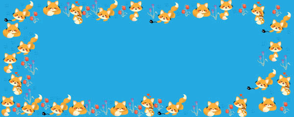 Kawaii Cute Kittens Design Large Personalised Banner - 10ft x 4ft