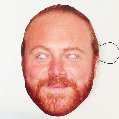 Keith Lemon Cardboard Face Mask Product Image