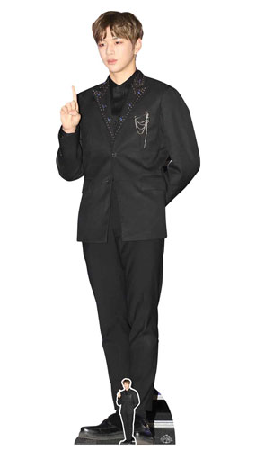 Kpop Star Kang Daniel Wanna One Lifesize Cardboard Cutout 180cm Product Image