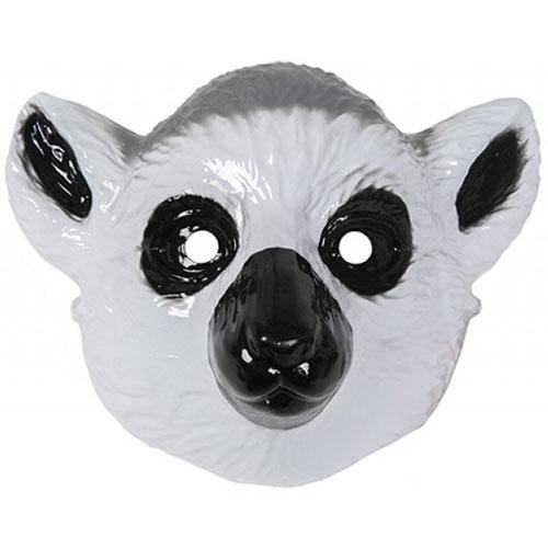 Lemur Plastic Face Mask 22cm Product Image