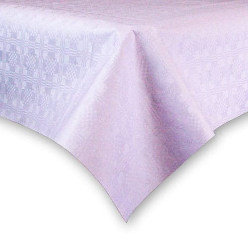 Lilac Paper Tablecover - 90cm x 90cm Product Image
