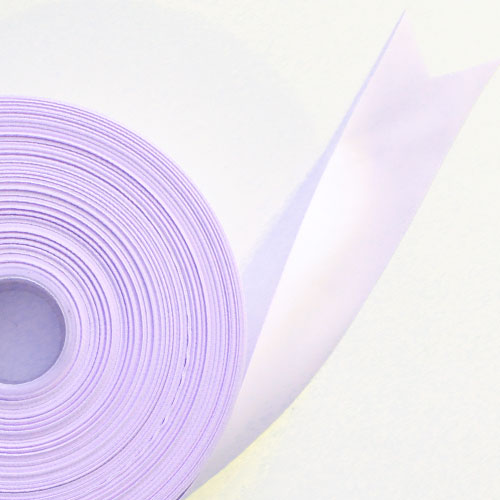 Lilac Satin Faced Ribbon Reel 38mm x 91m Product Image