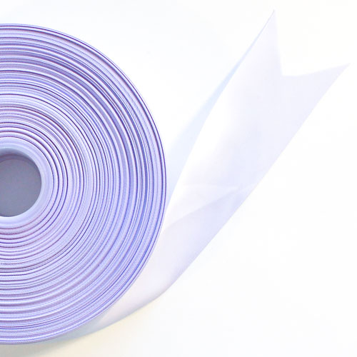 Lilac Satin Faced Ribbon Reel 45mm x 91m Product Image