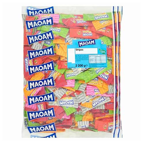 Maoam Haribo Sweets - Pack of 315