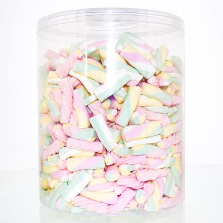 Marshmallow Mix Sweets - Pack of 600 Product Image