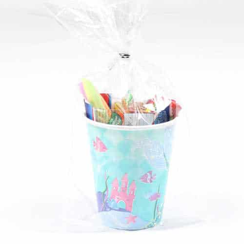 Mermaid Value Candy Cup Product Image