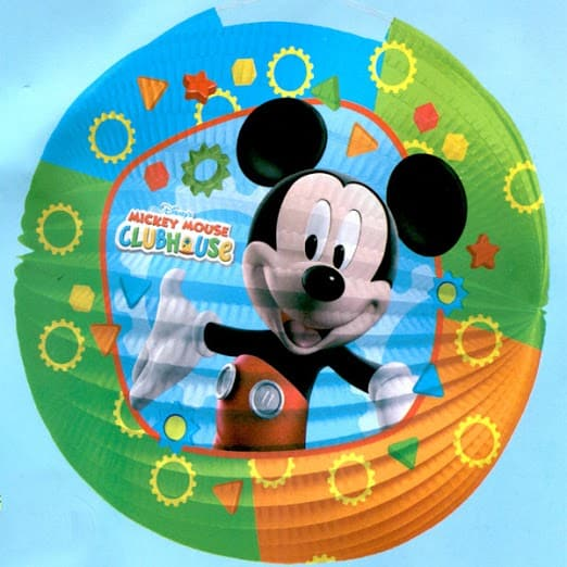 Mickey Mouse Clubhouse Paper Lantern 25cm