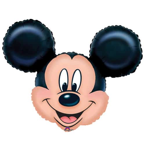 Mickey Mouse Helium Foil Giant Balloon 69cm / 27 in