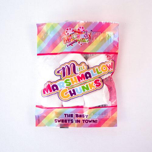 Mini Marshmallow Chunk Sweets 15 Grams Product Image